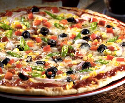 Pizza Vegetarian - Střední (32 cm)